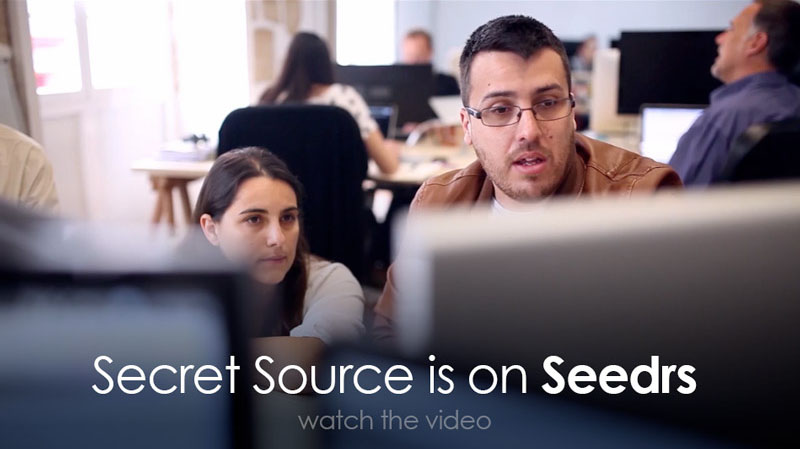 Secret Source is raising funds on seedrs.com