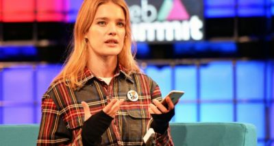We build new philanthropic web for Russian Supermodel Natalia Vodianova