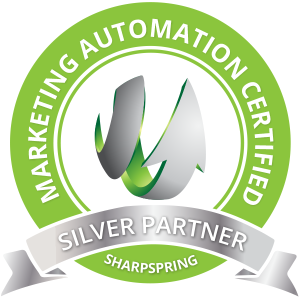 sharpspring certified agency for automated marketing