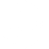 A white logo of C Sharp