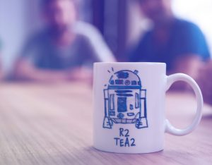 Coffee Cup R2