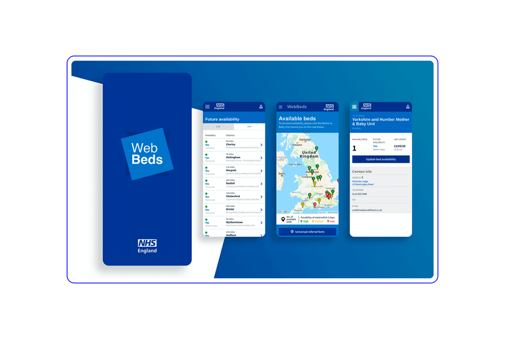NHS web beds - thumbnail