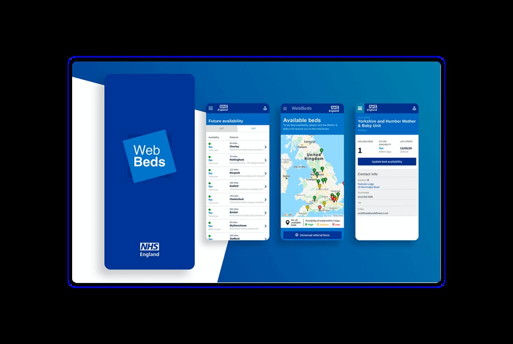 NHS web beds - thumbnail