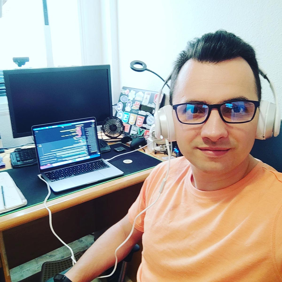 Ruslan González Developer